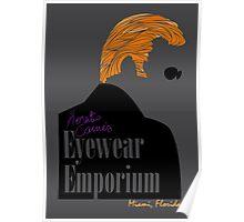 Horatio Caine's Eyewear Emporium Poster