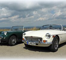 MG Classic Touring... by This is Fife Scotland