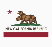 New California Republic - Fallout New Vegas Design by STGaming