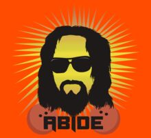 Abide Dude T Shirt by Fangpunk
