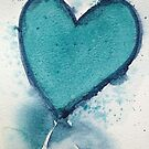 Blue Heart by Vandy Massey