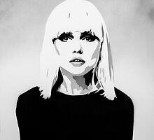 Debbie Harry by -f-e-l-i-x-x-