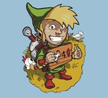 Link is working for rupee. by Philippe Dionne