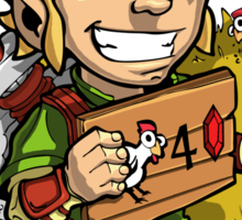 Link is working for rupee. Sticker