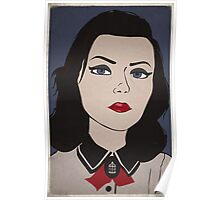 Bioshock Infinite - Elizabeth - Burial At Sea Poster