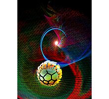 Great Ball of Fire Photographic Print
