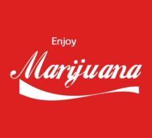 Enjoy Marijuana by HelloSteffy