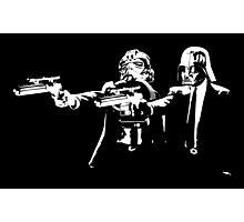 "Darth Vader - Say ""What"" Again! Version 2 Photographic Print"