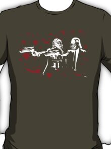 "Darth Vader - Say ""What"" Again! Version 2 (Blood Splatter) T-Shirt"
