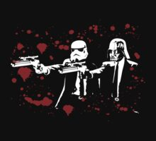 "Darth Vader - Say ""What"" Again! Version 3 (Blood Splatter) T-Shirt"