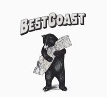 "BEST COAST ""THE ONLY PLACE "" by DelightedPeople"