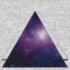 Galaxy 3D Triangle by Youba