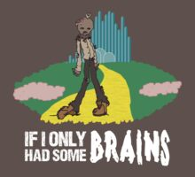 If I Only Had Some Brains - Wizard of Oz Scarecrow Parody by PlagueRat