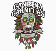 Cantina Carnitas Sugar Skull by Siegeworks .