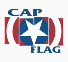CAP FLAG by toxtethavenger