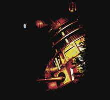 Dalek Beta – Bronze by Steven Miscandlon