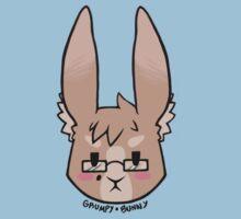 Grumpy Bunny by Merimutt