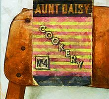 Aunt Daisy's Cookery No 4 by PictureNZ