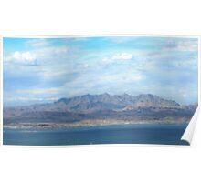 Nevada Sky Poster