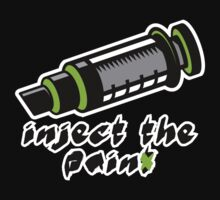 Inject the pain-t by silencedesign