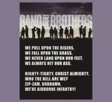 Band of Brothers - Airborne Infantry by Fonso