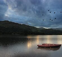 Grasmere Lake District Cumbria UK by liberthine01