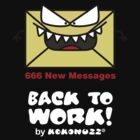 Back to work!!! The scary email by Kokonuzz