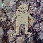 Spotty Lichen Monster  by frothybetty