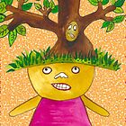 Tree child iPhone  by frothybetty