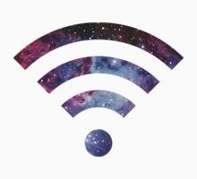WiFi Nebula  by laurarandall