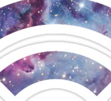 WiFi Nebula  Sticker