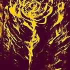 Strange Kullah'd Rose by J. Lovewell