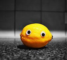Googly-Eyed Lemon by JustAnEffigy