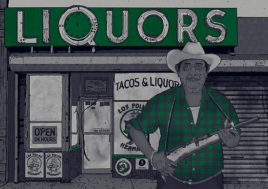 Liquors by Matt Dunne