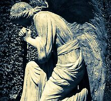 Praying Angel by Lynx Clark