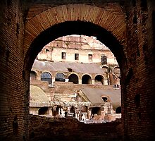 The Beautiful Arches of Italy Photographic Print