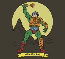 Eternian Man At Arms by SwiftWind