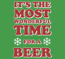It's the Most Wonderful Time (Beer Edition) by Look Human