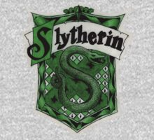 Harry Potter Slytherin by LPdesigns
