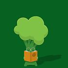 Broccoli student by Colorsark