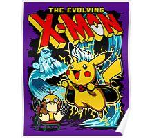 X-Mon Poster