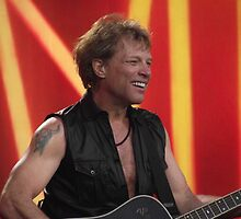 Bon Jovi at Hyde Park 10 by WalkerboyUK
