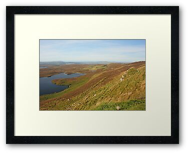 Lough Greenan by Adrian McGlynn