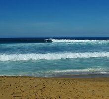 Bells Beach on a Clear Day by imaginethis