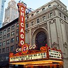 The Old Chicago Theatre by dingobear