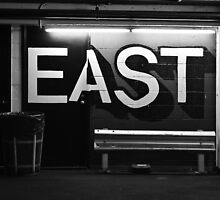 "The Big ""EAST"" by Dennis Maida"