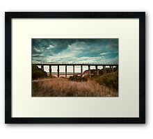kilcunda bridge victoria Framed Print
