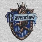 Harry Potter Ravenclaw by LPdesigns