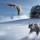 Winter Prey by Cliff Vestergaard