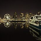 Docklands Melbourne Victoria #3 by bekyimage